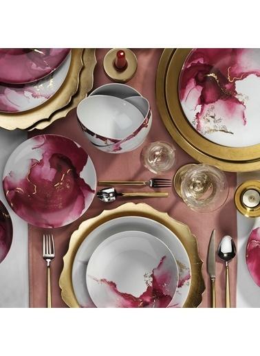 Kütahya Porselen Kütahya Porselen 24 Parça Yemek Takımı 107144 Renkli
